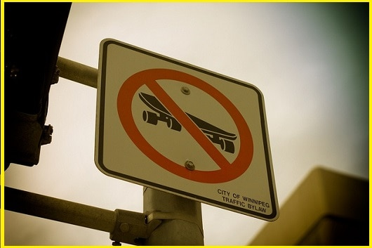 Is It Illegal to Skateboard in the Street?