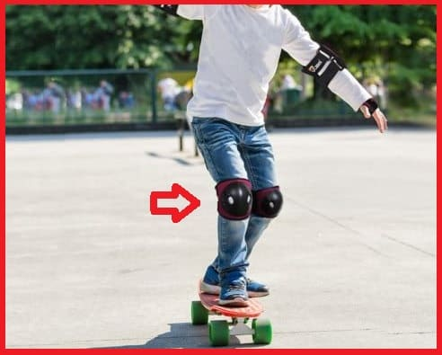 Is Skateboarding Bad for Your Knees?